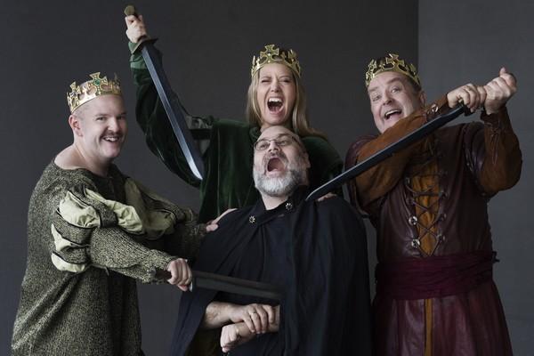 Svend Knud og Valdemar – Synger på sidste vers